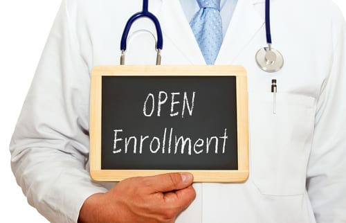 Health Insurance Open Enrollment for Individuals Begins November 1st