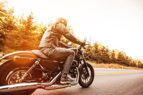 Motorcycle Insurance: We've Got You Covered.