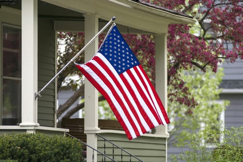 Flag Etiquette: Respect Our American Flag