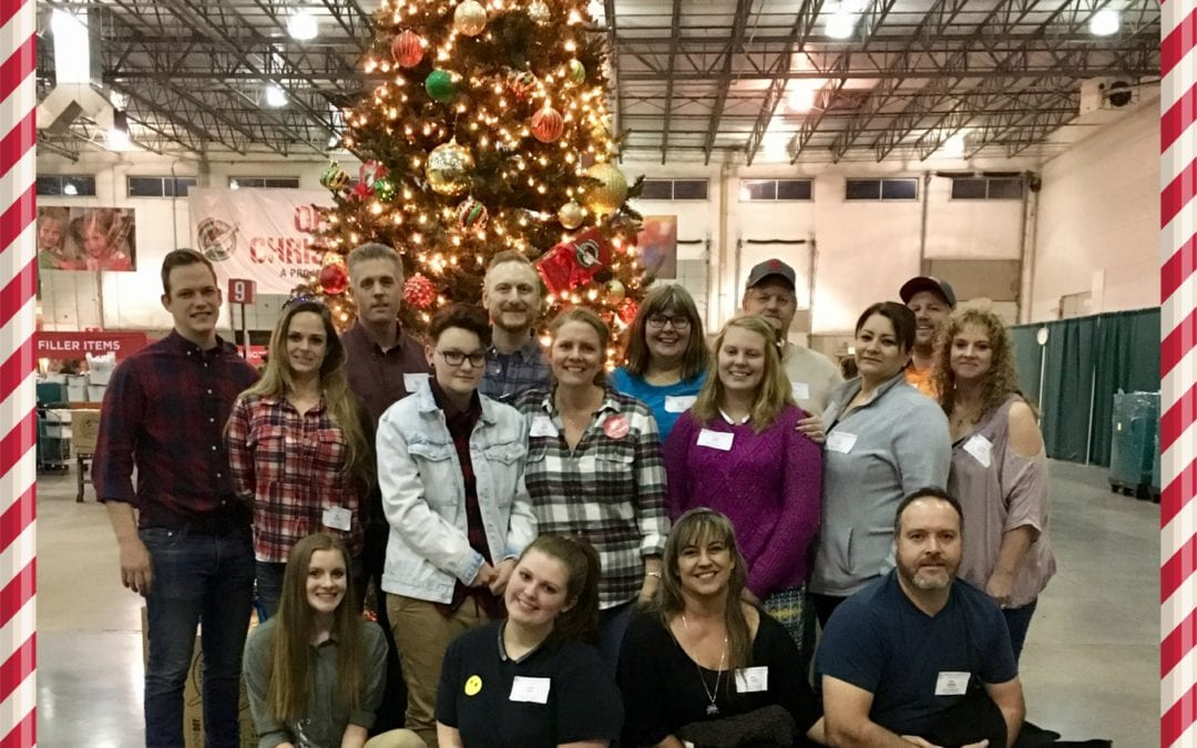 RSS Volunteers at the OCC Distribution Center
