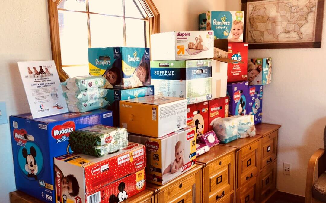 RSS Diaper Drive Update & Thank You!