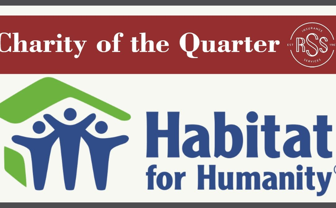 Charity of the Quarter: Flatirons Habitat for Humanity