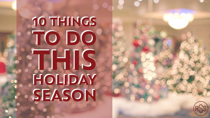 10 Things to do in the Denver Area this Holiday Season