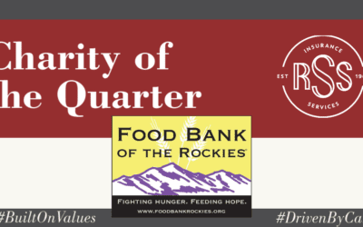 Charity of the Quarter: Food Bank of the Rockies