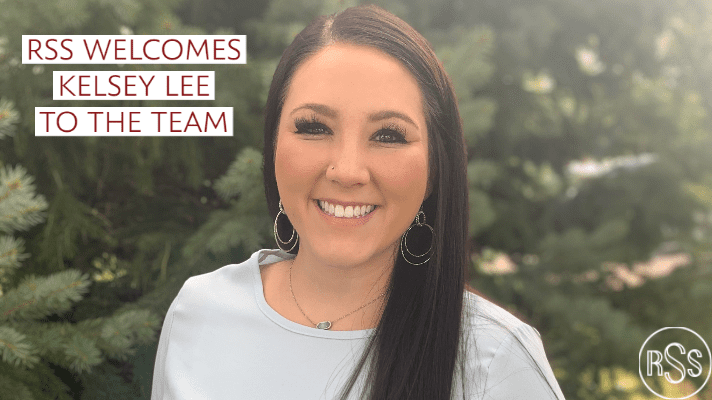 RSS Welcomes Kelsey Lee to the Team