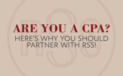 Are You A CPA? Here's Why You Should Partner With RSS