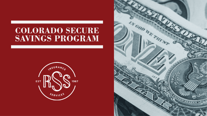 Colorado Secure Savings Program