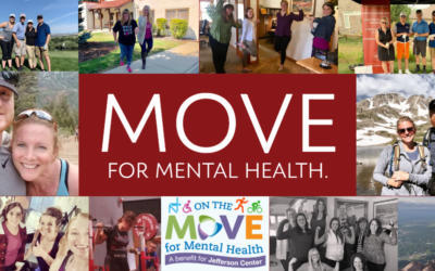 """RSS Supports Jefferson Center for Mental Health through the """"On the Move for Mental Health Challenge."""""""