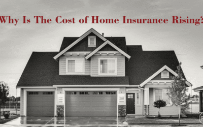 Why Is the Cost of Home Insurance Rising?